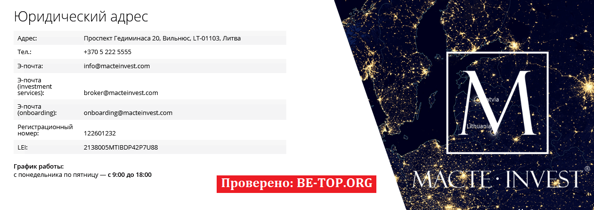 be-top.org MacteInvest